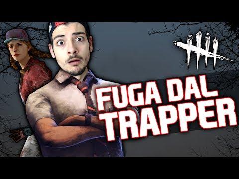 FUGA DAL TRAPPER - Dead by Daylight ITA