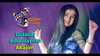Gulasal Abdullayeva Akajon 2017 Гуласал Абдуллаыева Акайон 2017