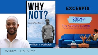 Authors Lounge William UpChurch Reading
