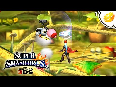 Super Smash Bros. 3DS - Citra Emulator Canary 428 (GPU Shaders, Great Speed!) [1080p] - Nintendo 3DS - 동영상