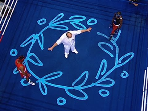Mario Kindelán vs Amir Khan - Lightweight Boxing - Athens 2004 Olympic Games