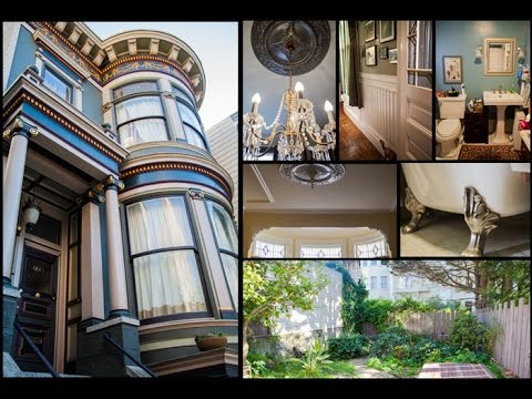 1241 FULTON   Victorian Duplex For Sale In San Francisco