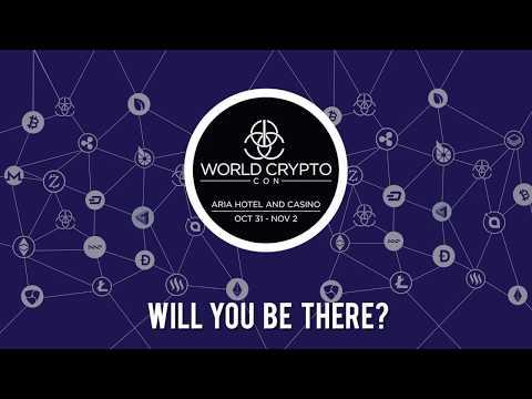 World Crypto Con: Aria Resort