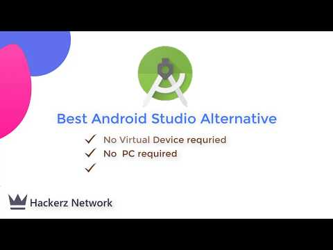 Best Android studio Alternative | Aide | Download |