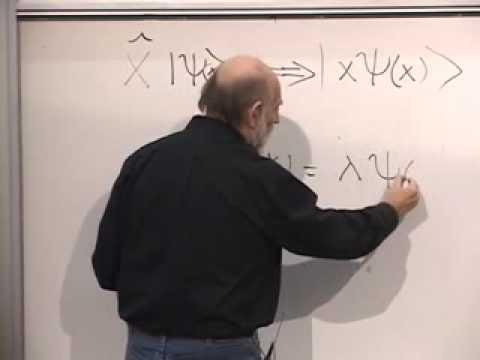 Lecture 3 | Modern Physics: Quantum Mechanics (Stanford)