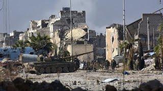 أخبار عربية - دول خليجية وتركيا تطالب بجلسة أممية طارئة بشأن سوريا