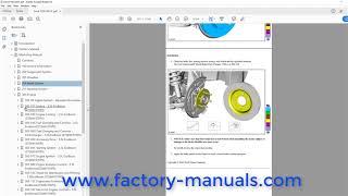 Ford F150 2019 service repair manual