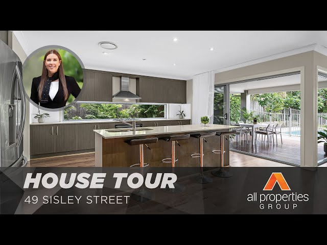49 Sisley Street, Forest Lake | House Tour | Natalie Child