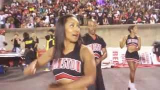 2014 wssu cheerleaders i love my hbcu