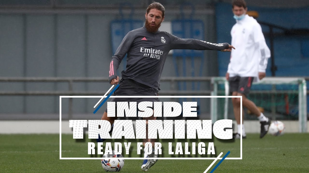 Varane, Kroos, Benzema & Co. ready for Real Madrid's LaLiga DEBUT!