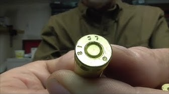 Reloading military brass - .308