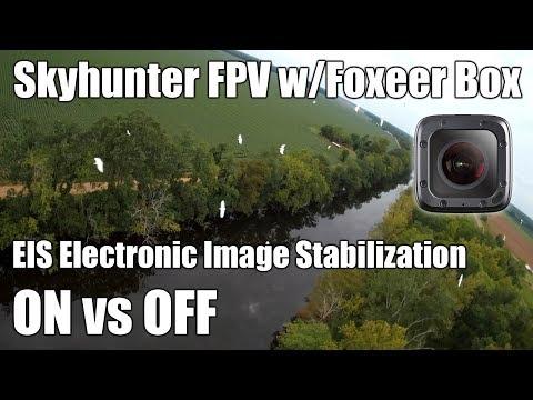 Foxeer Box, EIS Image Stabilization ON/OFF (Skyhunter)