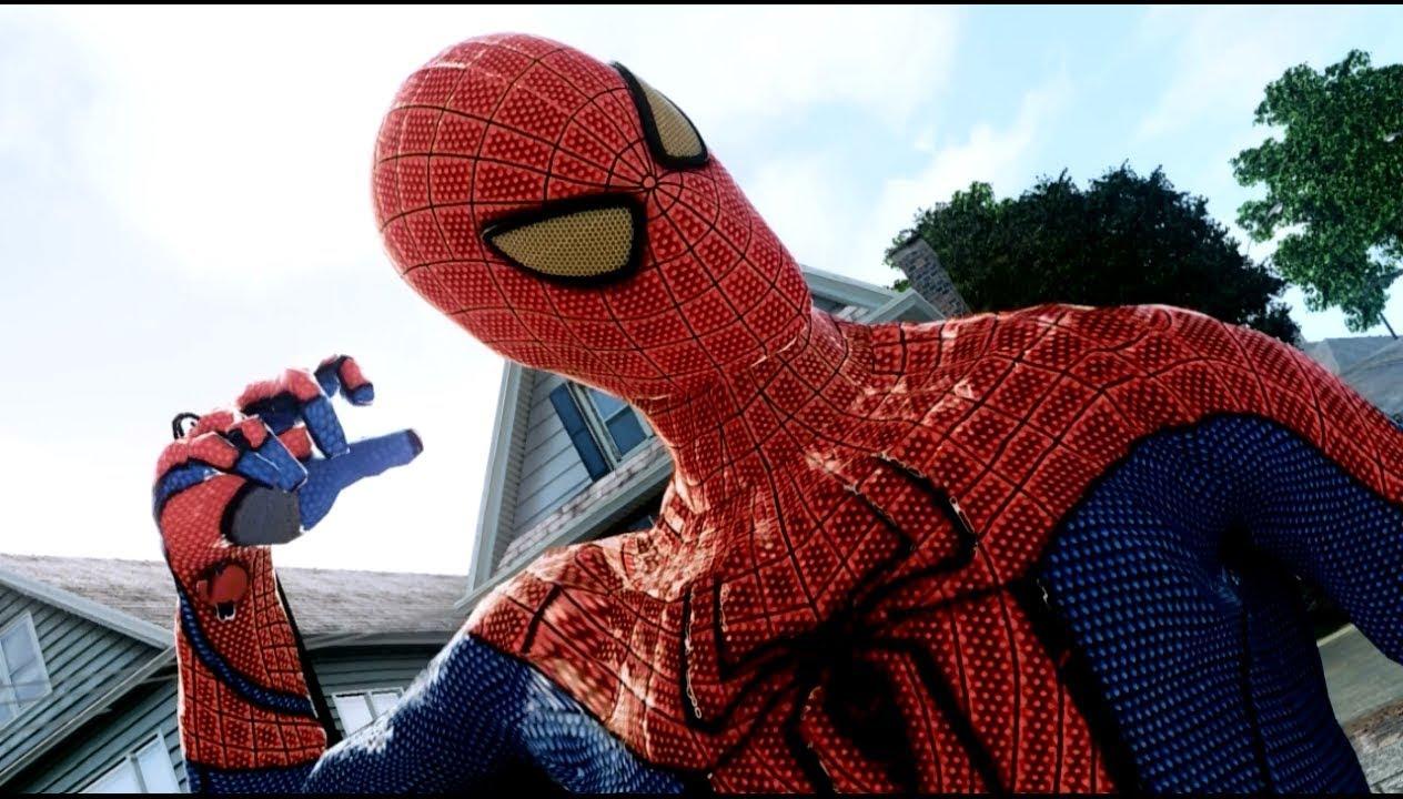 Dibujos Animados Superhéroe Spiderman Acción Juguetes