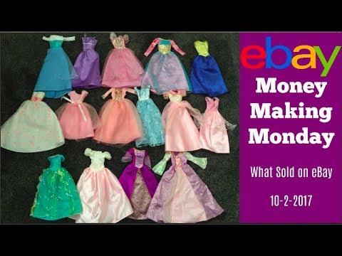 What Sold on eBay Money Making Monday 10-2-17