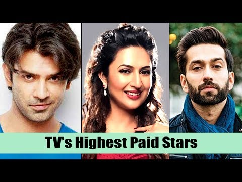 Television's Highest Paid Actors Who Earn More Than Bollywood Stars!