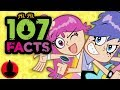 107 Facts About Hi Hi Puffy AmiYumi!! - Cartoon Network Facts! (107 Facts S8 E7)