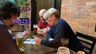 Pub quizzes are back!