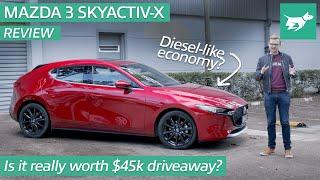 Mazda 3 Skyactiv-X X20 2020 review | Chasing Cars
