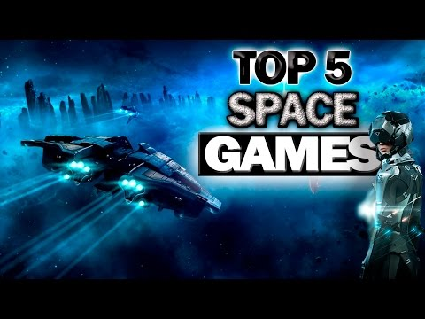 Top 5 - Best Space Simulation Games 2016