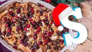 Chocolate Panettone Pudding Recipe