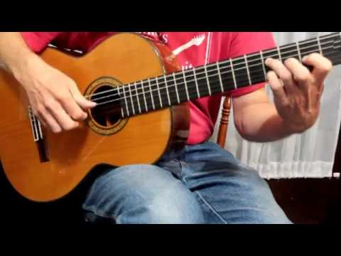 Autumn Leaves, Guitar Lesson -Arrangement in three styles