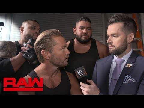 Drake Maverick unearths the untapped potential of AOP: Raw Exclusive, Sept. 10, 2018