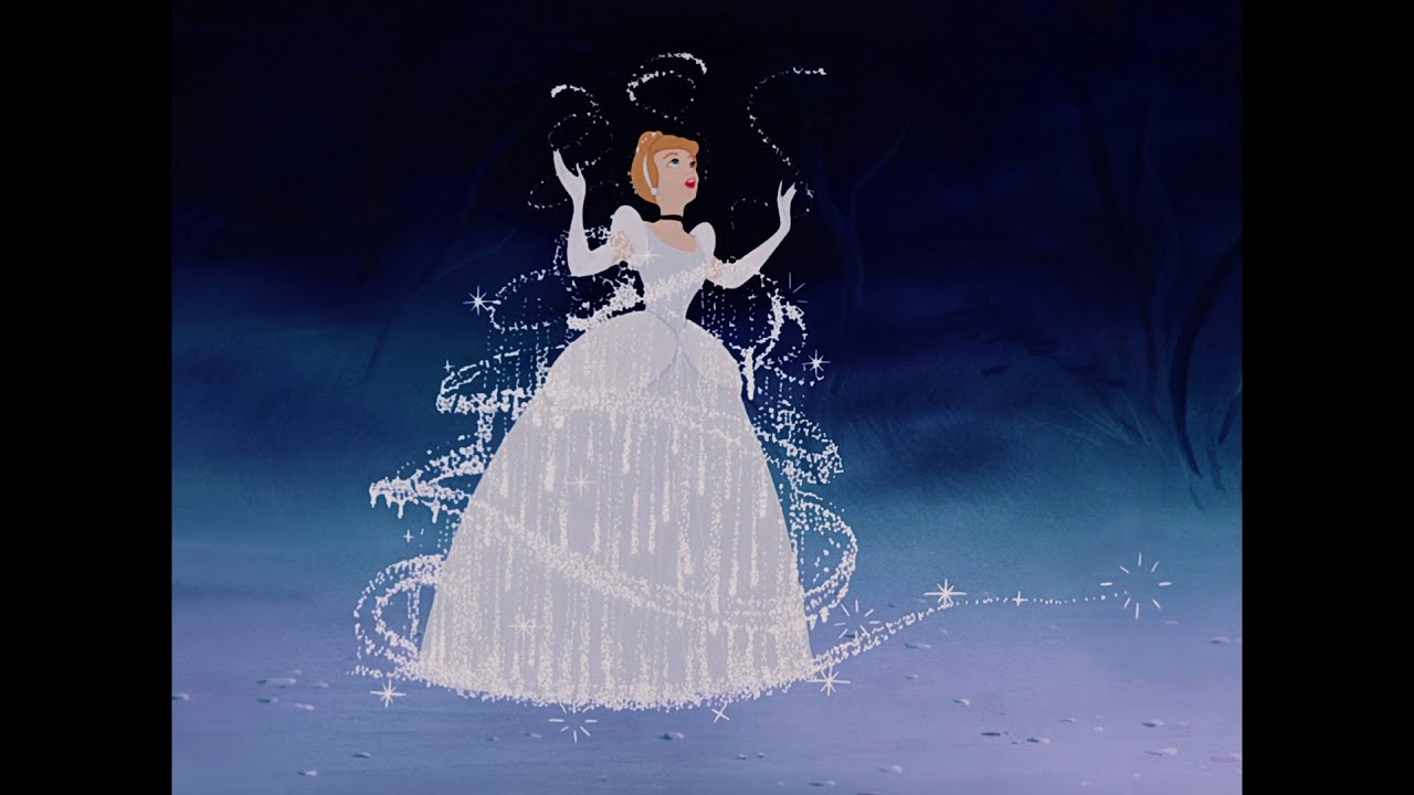 This is an image of Striking A Picture of Cinderella