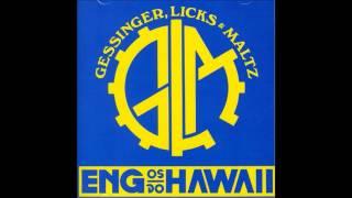 """Engenheiros Do Hawaii - """"Trilogia"""" Gessinger, Licks & Maltz (1992)"""