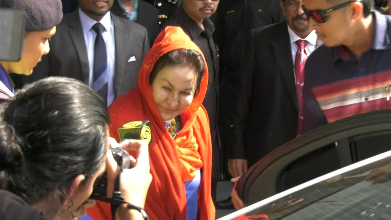 MACC quizzes Rosmah for more than three hours