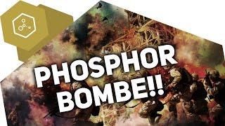 Phosphorbomben – Die Feuerhölle
