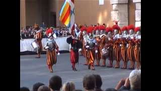 Swiss Guards Schweizergarde 3
