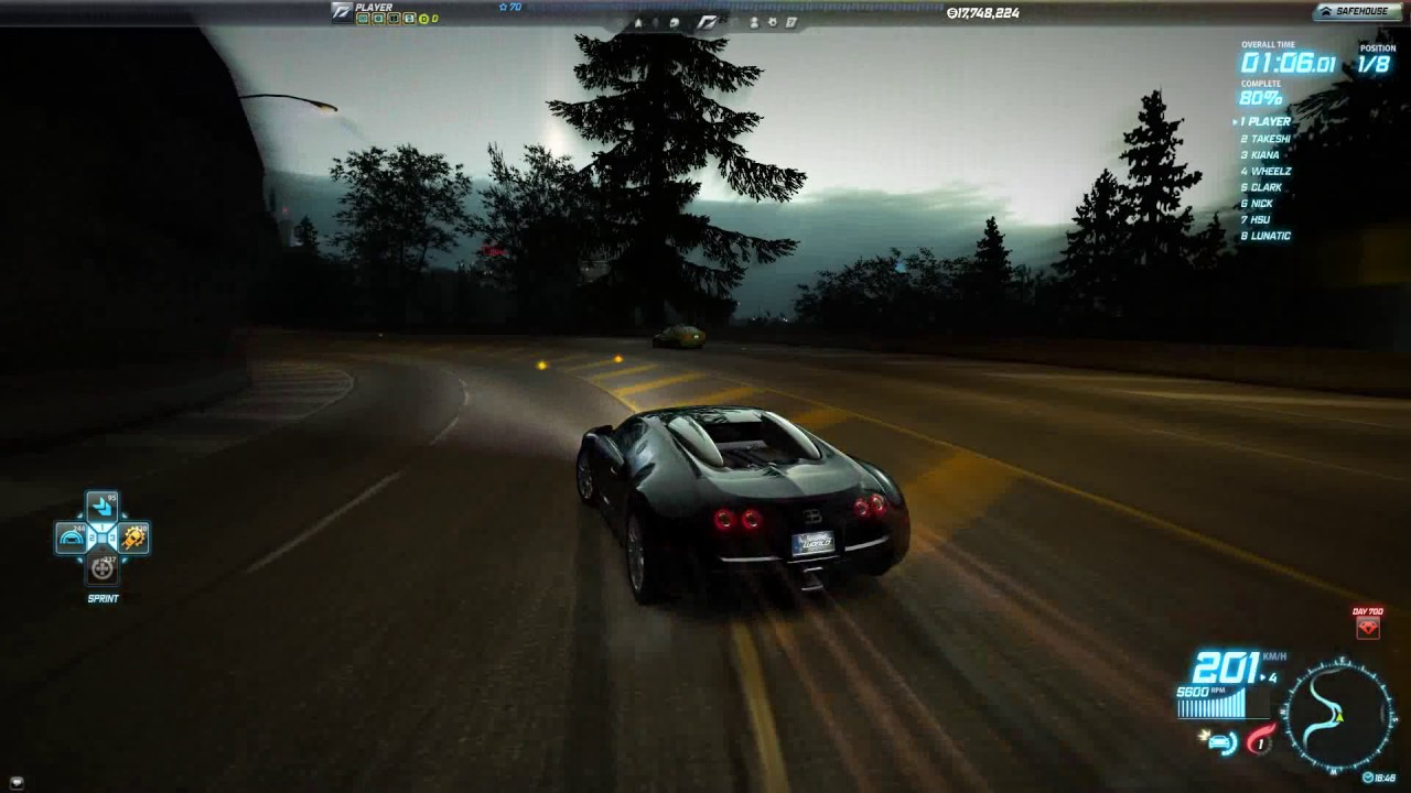 need for speed world offline project real performance mod bugatti veyro. Black Bedroom Furniture Sets. Home Design Ideas