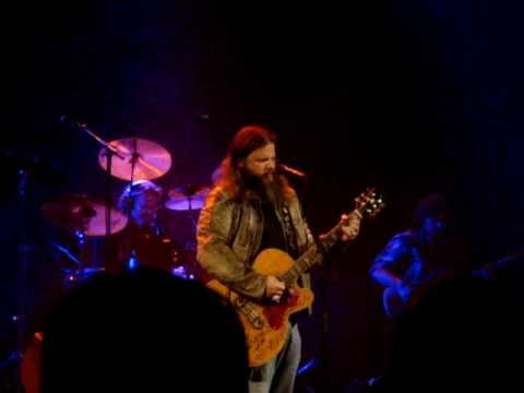 Jamey Johnson - Angel Flying Too Close To The Ground - Milwaukee - Riverside Theater - 12/02/10