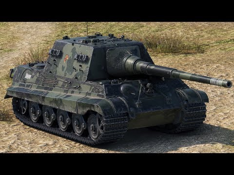 World of Tanks Jagdtiger - 8 Kills 9,3K Damage thumbnail
