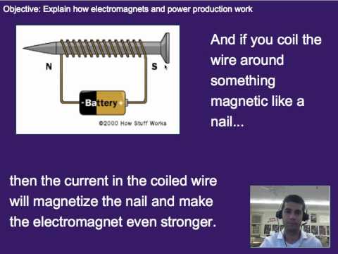 Fields: Electromagnets & Power Production