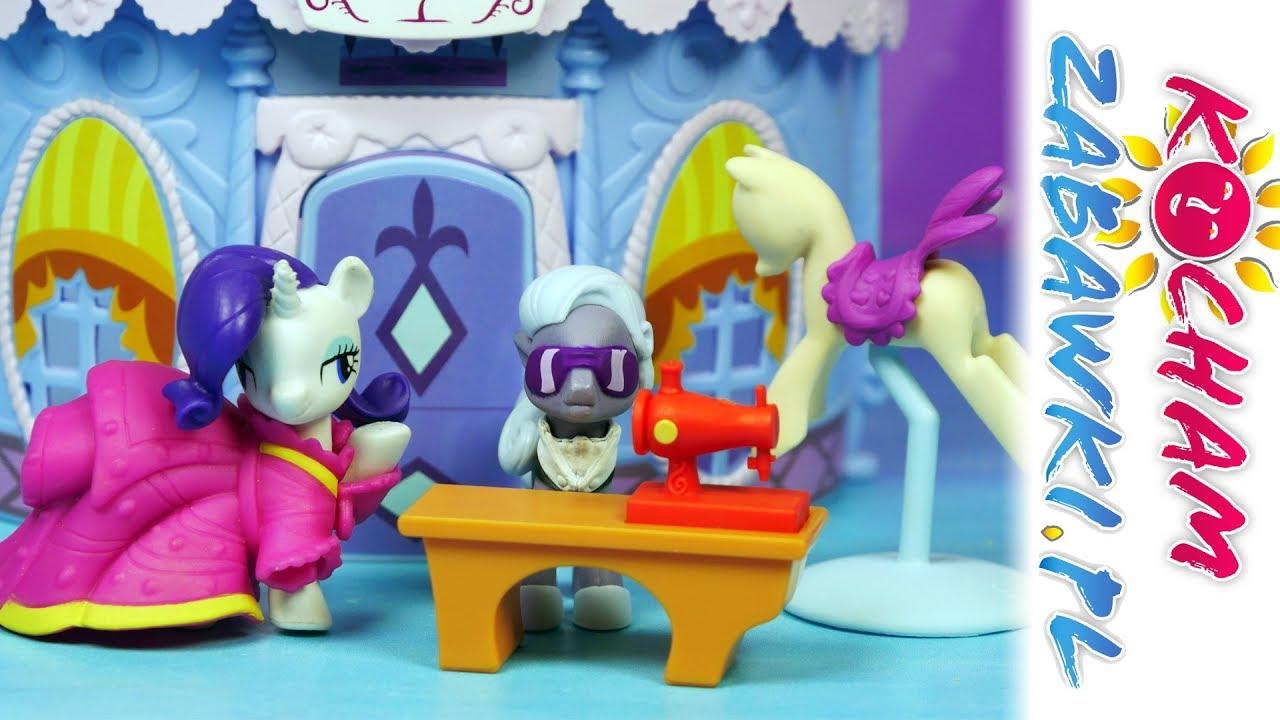 My Little Pony The Movie • Najpiękniejsza suknia Rarity • Bajki po polsku