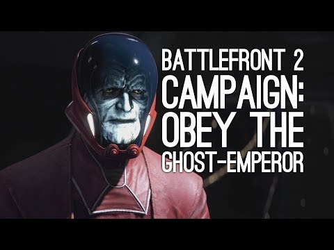 Battlefront 2 Campaign Gameplay: Let's Play Star Wars Battlefront 2 Single Player #3 - GHOST EMPEROR