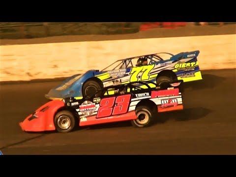 6-16-18 Late Model Heat 1 Oakshade Raceway