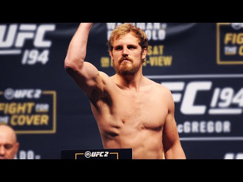 UFC 194: Demian Maia vs Gunnar Nelson weigh-in
