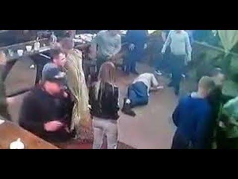 Убийство криминального авторитета попало на видео