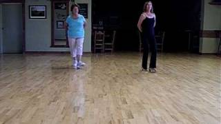 Midnight Waltz Line Dance  Instruction