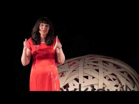 We, the people, are the system | Birgitta Jónsdóttir | TEDxReykjavik