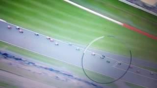 LORIS BAZ POL ESPARAGO SILVERSTONE MOTO GP CRAZY CRASH LAP 1
