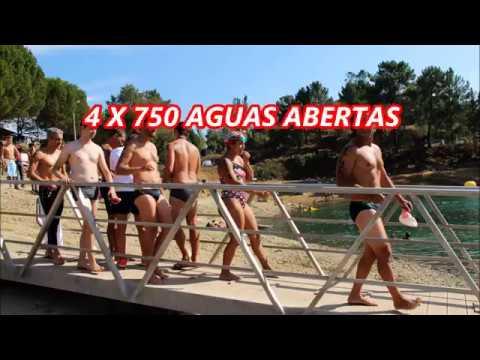 PROVA DE NATAÇÃO 4 X 750 ALDEIA DO MATO