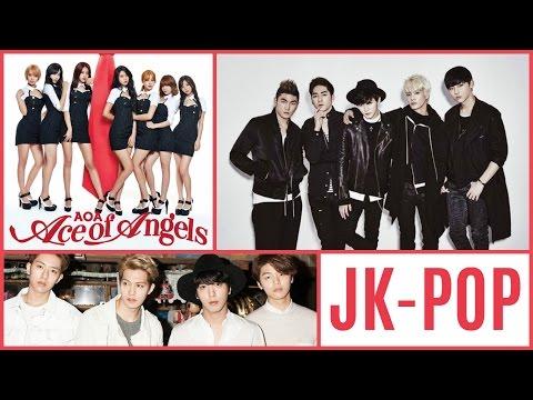My Top 25 Personal favourite Korean J-POP Songs of 2015!