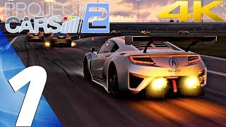 Project CARS 2 - Gameplay Walkthrough Part 1 - Career Mode [4K 60FPS ULTRA]