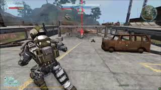 Defiance Gameplay 5/12/2018- Freight Yard Capture And Hold PVP - pc