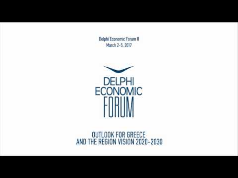 Ζωντανή ροή Delphi Economic Forum