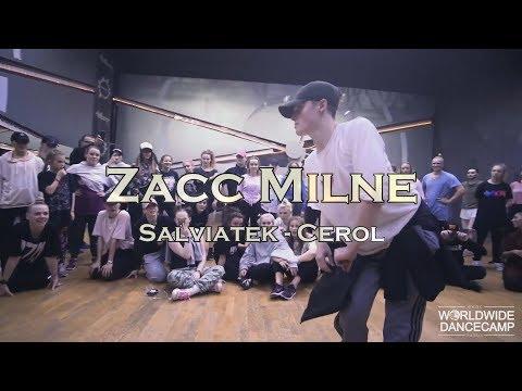 Zacc Milne    Salviatek - Cerol    WWDC WEEKEND 13-14 Jan. 2018, Moscow