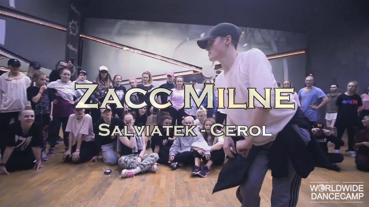 Download Zacc Milne || Salviatek - Cerol || WWDC WEEKEND 13-14 Jan. 2018, Moscow